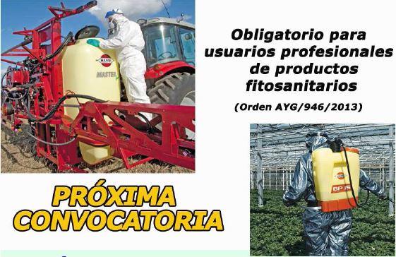 curso carnet fitosanitarios salamanca