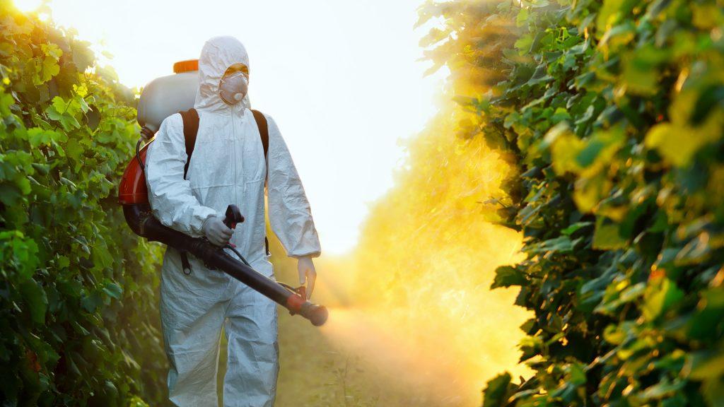 Curso fitosanitarios básico. Abril-mayo